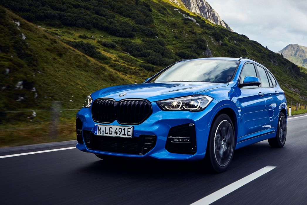 Image 2: BMW X1 Estate Xdrive 25E M Sport 5dr Auto [tech II/plus PK]