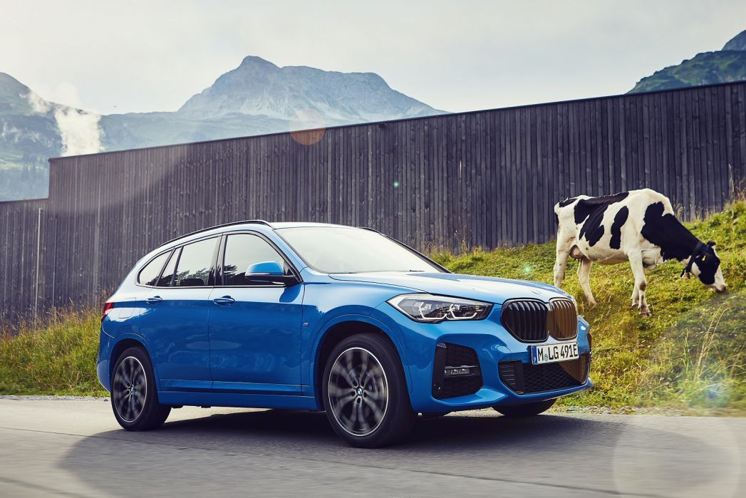 Image 3: BMW X1 Estate Xdrive 25E M Sport 5dr Auto [tech II/plus PK]