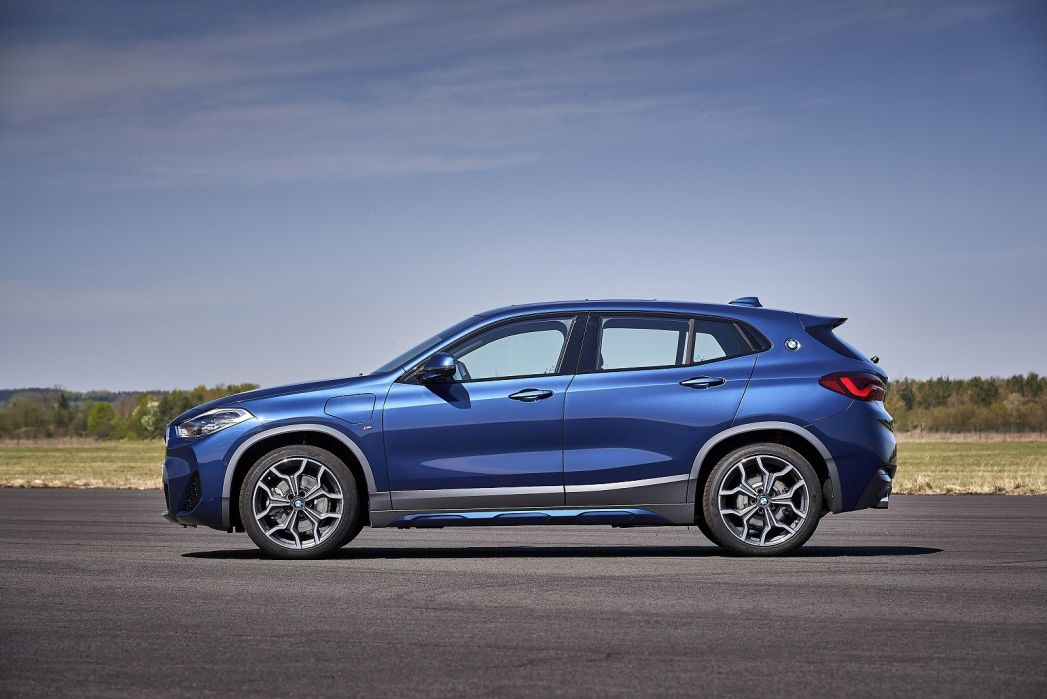 Image 1: BMW X2 Hatchback Xdrive 25E M Sport X 5dr Auto