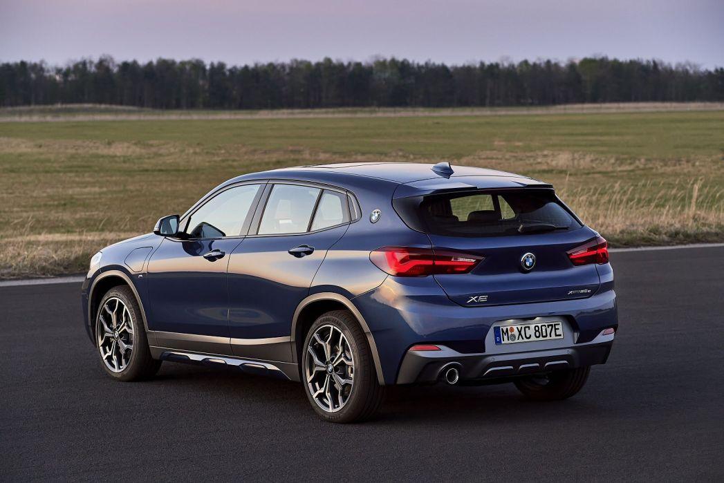 Image 2: BMW X2 Hatchback Xdrive 25E M Sport X 5dr Auto