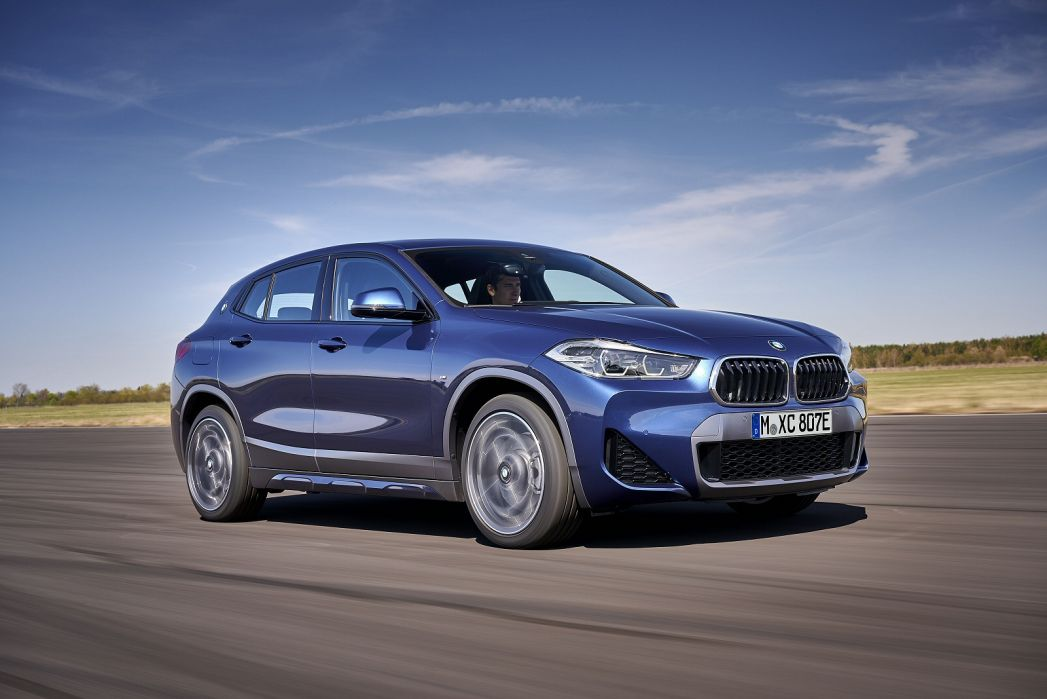 Image 3: BMW X2 Hatchback Xdrive 25E M Mesh Edition 5dr Auto [tech Pack II]