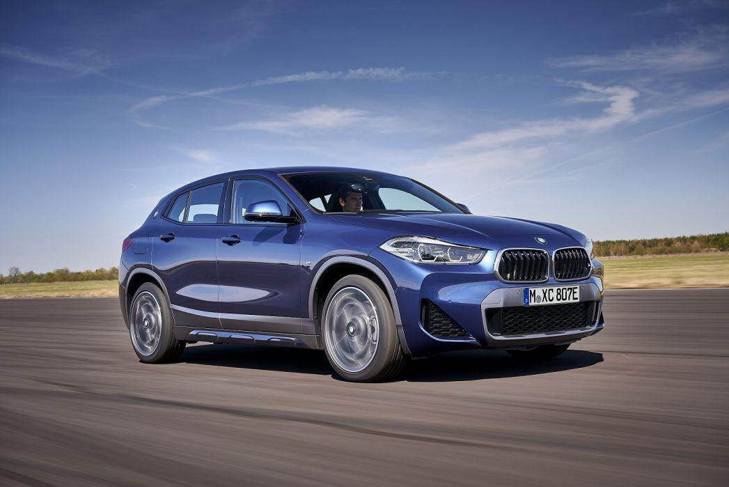 Image 3: BMW X2 Hatchback Xdrive 25E M Sport X 5dr Auto