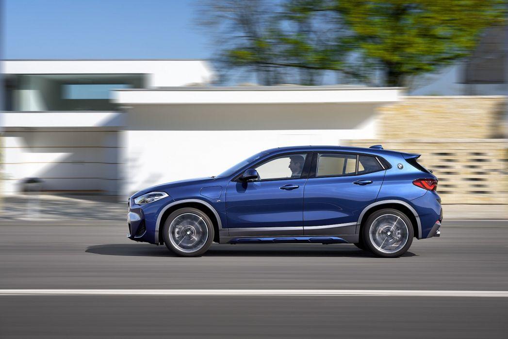 Image 4: BMW X2 Hatchback Xdrive 25E M Sport X 5dr Auto