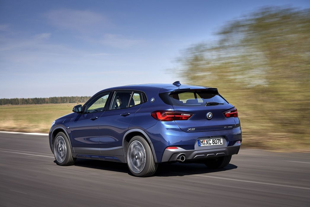 Image 5: BMW X2 Hatchback Xdrive 25E M Sport X 5dr Auto