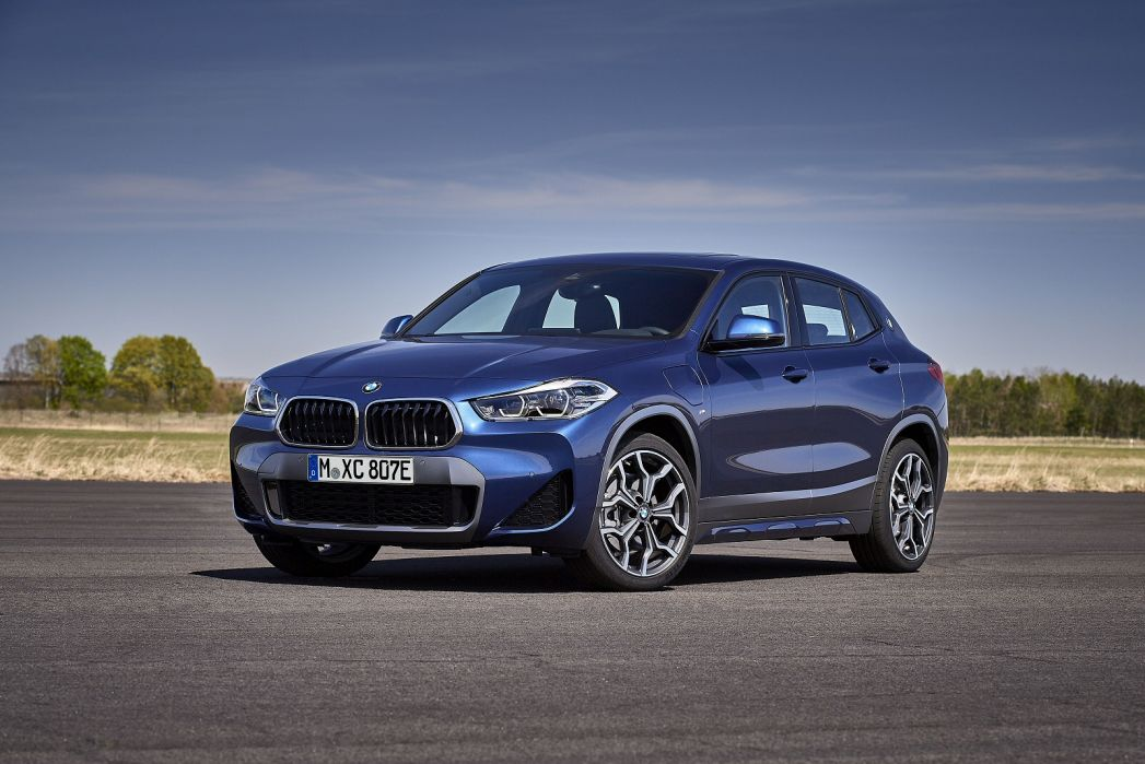 Image 1: BMW X2 Hatchback Xdrive 25E M Sport 5dr Auto