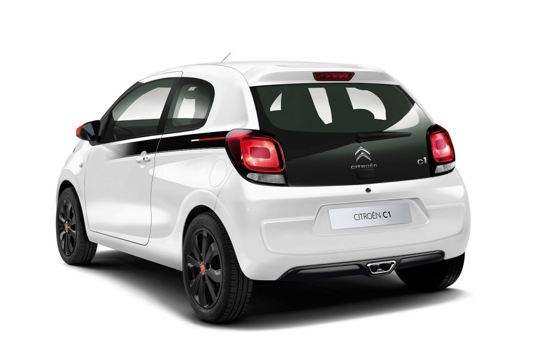 Video Review: Citroen C1 Hatchback 1.0 VTI 72 Live 3dr