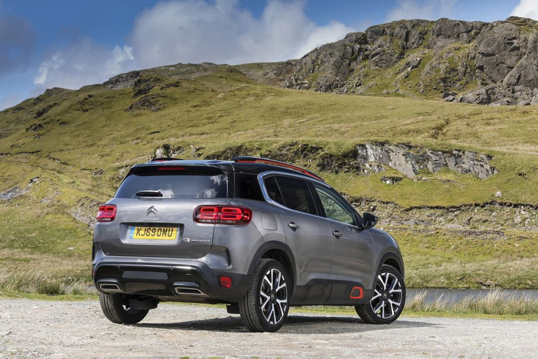 Image 3: Citroen C5 Aircross Hatchback 1.2 Puretech 130 Flair 5dr EAT8