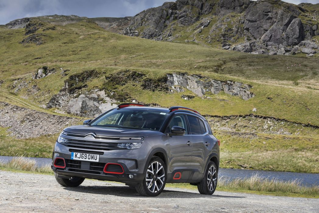 Image 2: Citroen C5 Aircross Diesel Hatchback 1.5 Bluehdi 130 Shine Plus 5dr