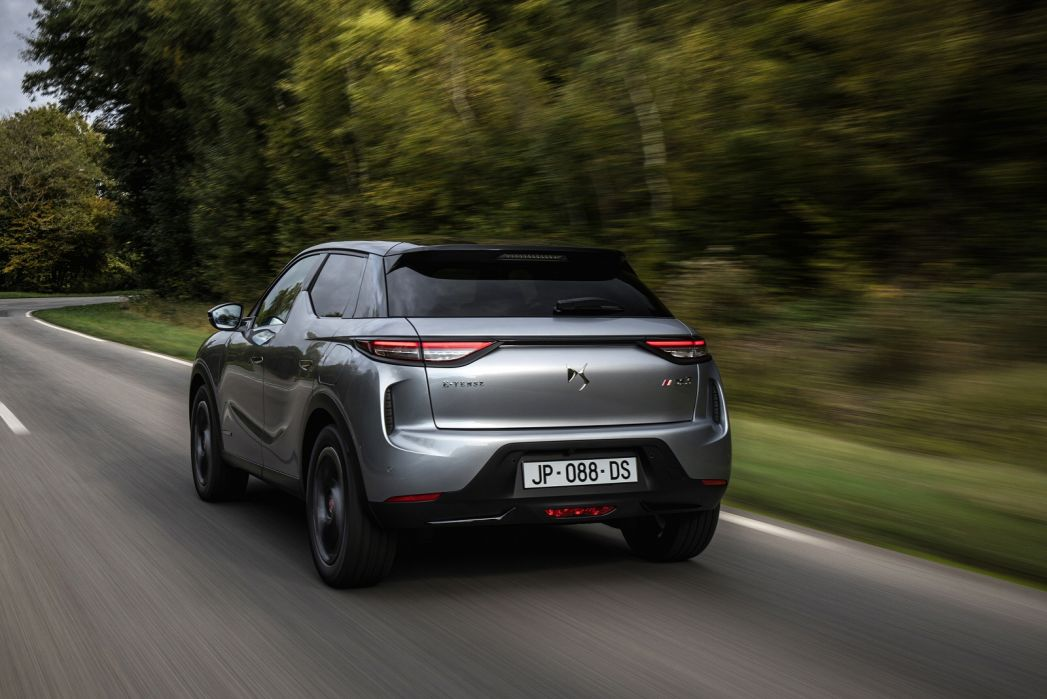 Image 3: DS DS 3 Electric Crossback Hatchback 100KW E-Tense Performance Line 50KWH 5dr Auto