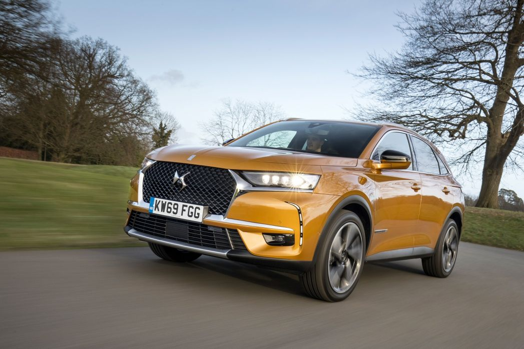 Image 2: DS DS 7 Crossback Hatchback 1.6 Puretech Performance Line + 5dr EAT8