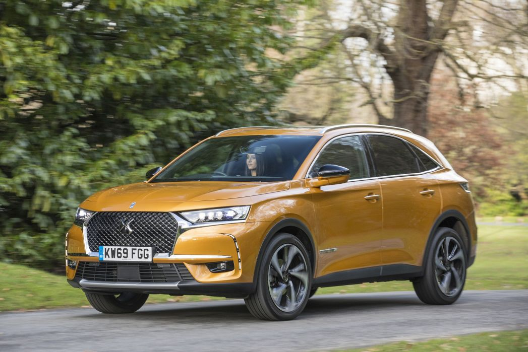 Image 3: DS DS 7 Crossback Hatchback 1.6 Puretech Performance Line + 5dr EAT8