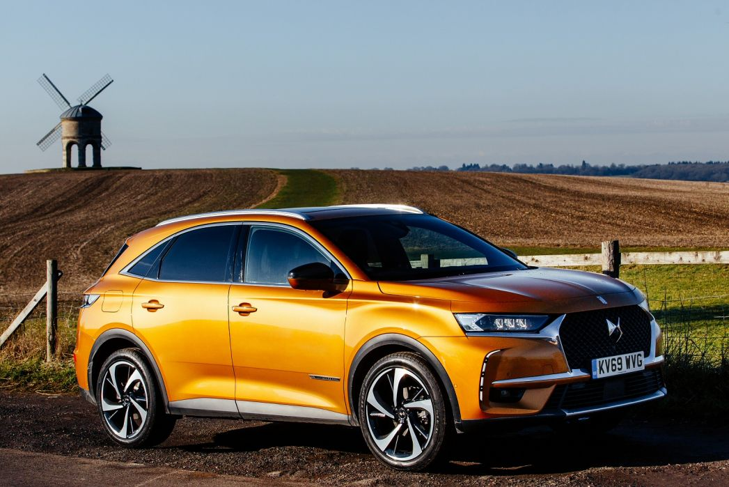 Image 6: DS DS 7 Crossback Hatchback 1.6 Puretech Performance Line + 5dr EAT8