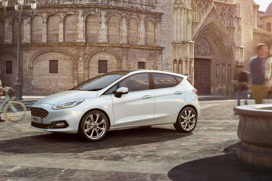 Video Review: Ford Fiesta Hatchback 1.0 Ecoboost 125 Vignale EDN 5dr Auto [7 Speed]
