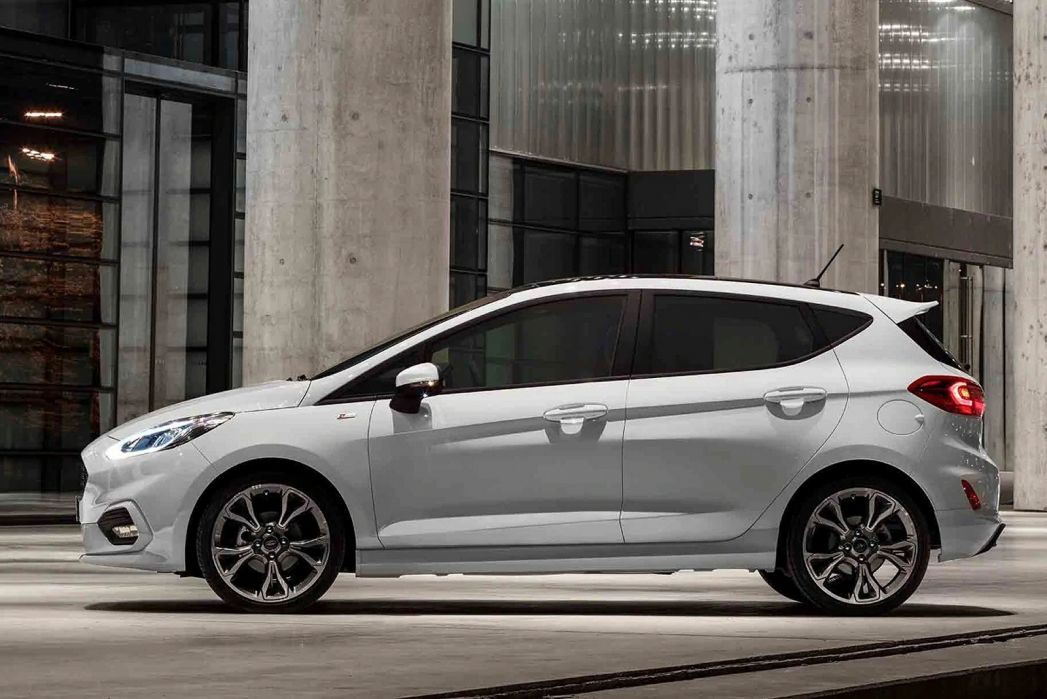 Image 2: Ford Fiesta Hatchback 1.0 Ecoboost 125 ST-Line X EDN 5dr Auto [7 Speed]