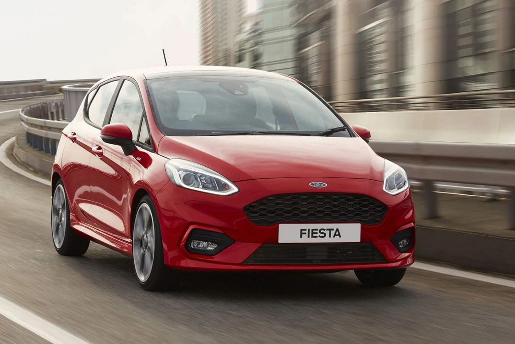 Image 3: Ford Fiesta Hatchback 1.0 Ecoboost 125 ST-Line X EDN 5dr Auto [7 Speed]