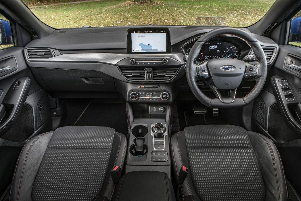Image 6: Ford Focus Estate 1.0 Ecoboost Hybrid Mhev 155 Titanium Edition 5dr