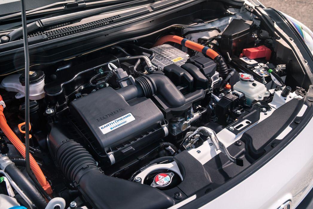 Image 6: Honda Jazz Hatchback 1.5 I-MMD Hybrid SR 5dr Ecvt