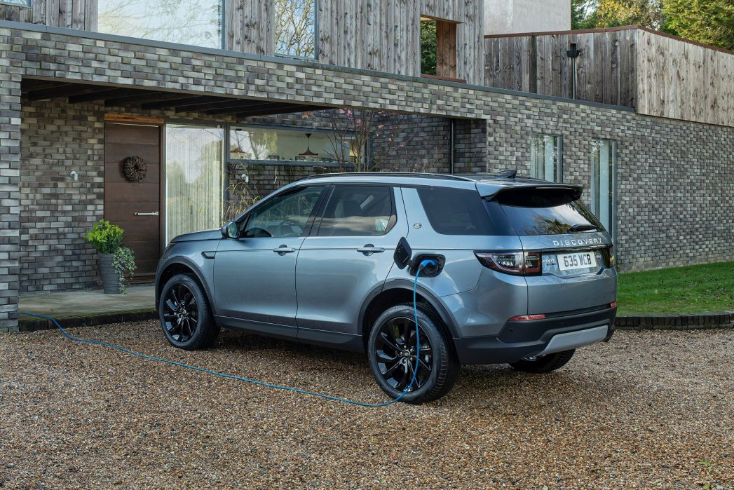 Image 3: Land Rover Discovery Sport SW 1.5 P300e R-Dynamic HSE 5dr Auto [5 Seat]