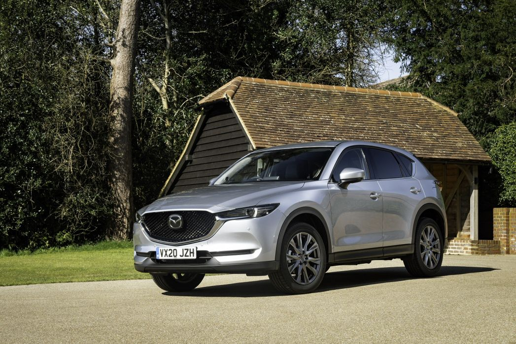 Image 2: Mazda CX-5 Estate 2.0 Sport 5dr [safety Pack]