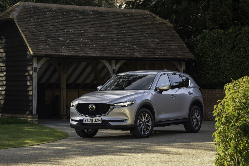 Image 3: Mazda CX-5 Estate 2.0 Sport 5dr [safety Pack]