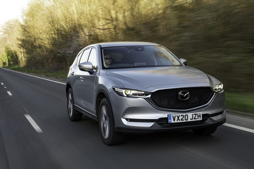 Image 4: Mazda CX-5 Estate 2.0 Sport 5dr [safety Pack]
