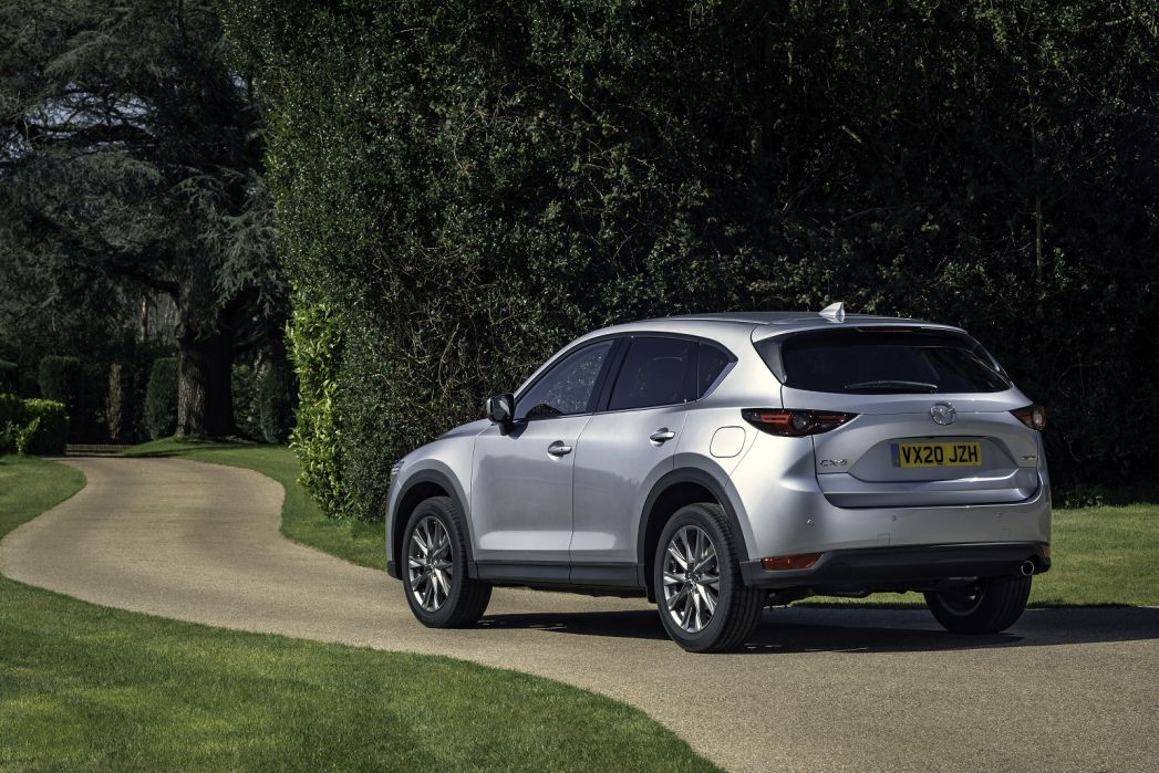 Image 5: Mazda CX-5 Estate 2.0 Sport 5dr [safety Pack]