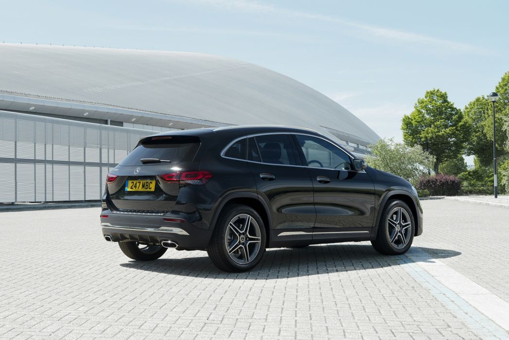 Image 2: Mercedes-Benz GLA Hatchback GLA 200 Sport Executive 5dr Auto