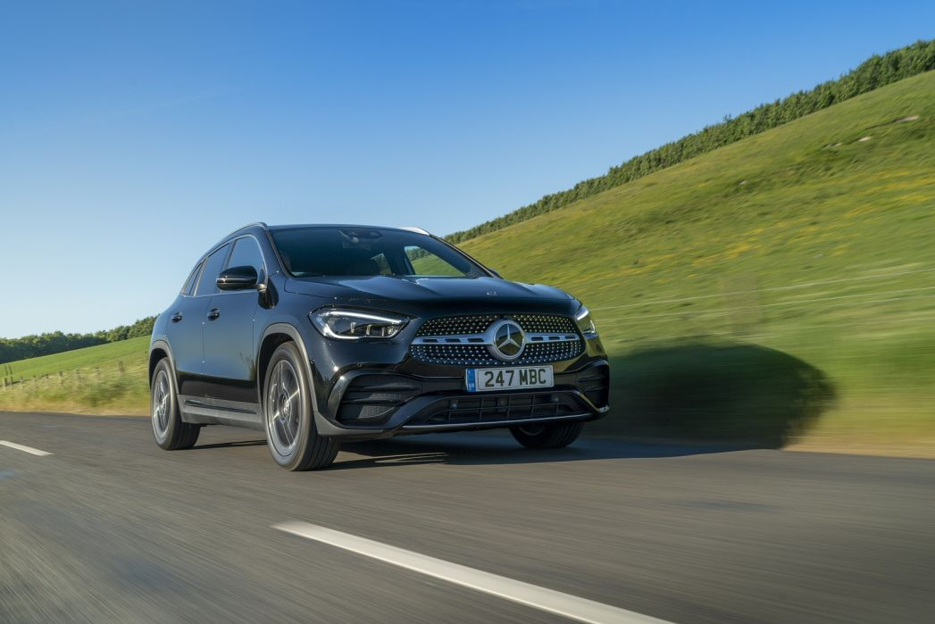 Image 3: Mercedes-Benz GLA Hatchback GLA 200 Sport Executive 5dr Auto
