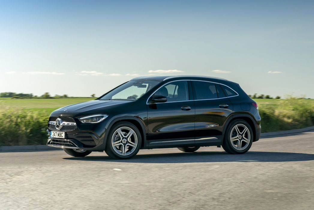 Image 4: Mercedes-Benz GLA Hatchback GLA 200 Sport Executive 5dr Auto