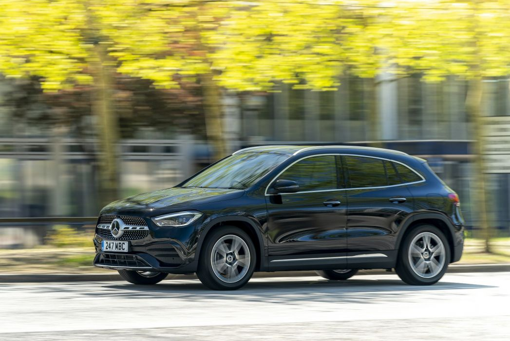 Image 5: Mercedes-Benz GLA Hatchback GLA 200 Sport Executive 5dr Auto