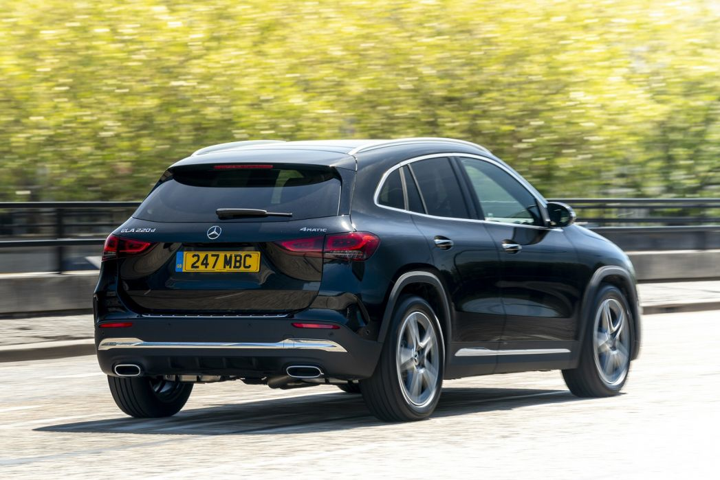 Image 6: Mercedes-Benz GLA Hatchback GLA 200 Sport Executive 5dr Auto