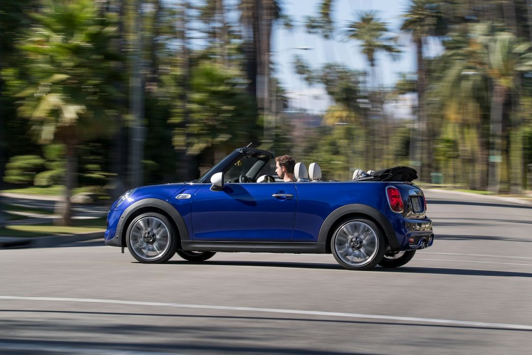 Image 4: Mini Convertible 2.0 [178] Cooper S Exclusive II 2dr