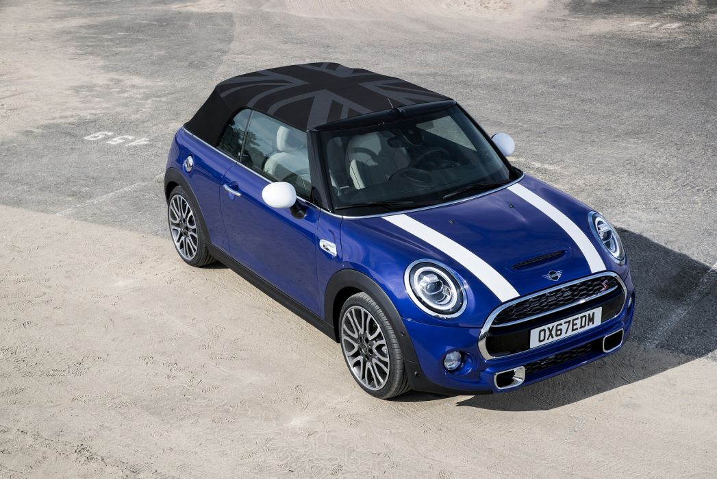 Image 6: Mini Convertible 2.0 [178] Cooper S Exclusive II 2dr
