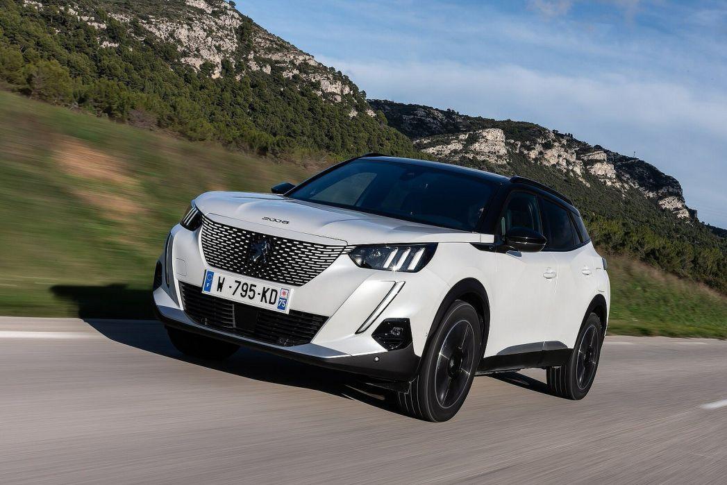 Image 1: Peugeot E-2008 Electric Estate 100KW GT Premium 50KWH 5dr Auto