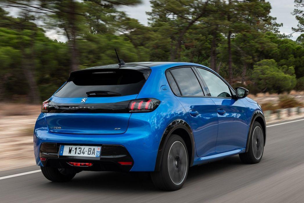 Image 5: Peugeot E-208 Electric Hatchback 100KW GT Premium 50KWH 5dr Auto