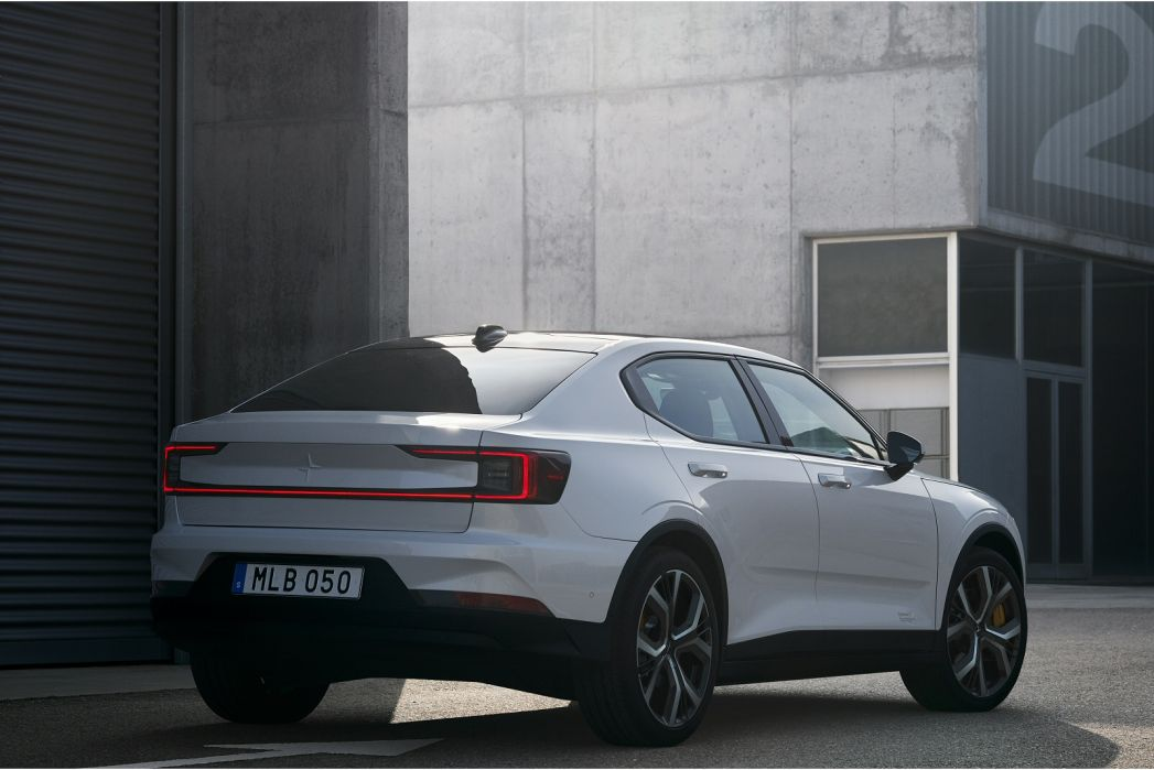 Image 5: Polestar Polestar 2 Fastback Special Edition 300KW Pilot Plus 78KWH Dual Motor 5dr 4WD Auto