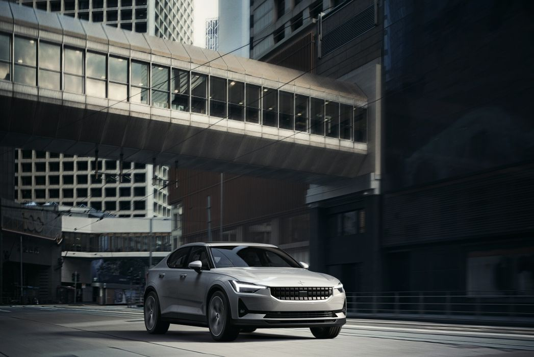 Image 4: Polestar Polestar 2 Fastback Special Edition 300KW Pilot Plus 78KWH Dual Motor 5dr 4WD Auto