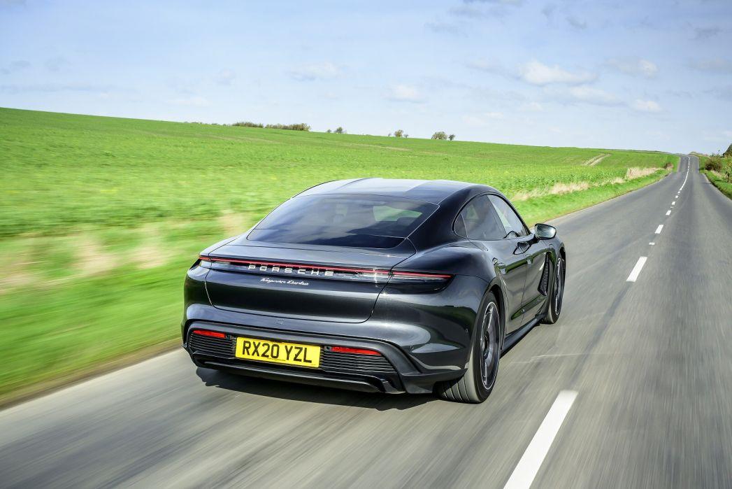Image 5: Porsche Taycan Saloon 390KW 4S 79KWH 4dr Auto