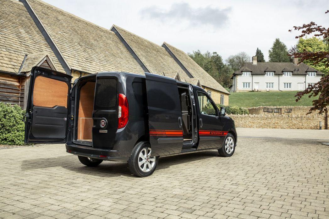 Image 4: Fiat Doblo Cargo Maxi L2 Diesel 1.6 Multijet 16V 120 VAN Start Stop