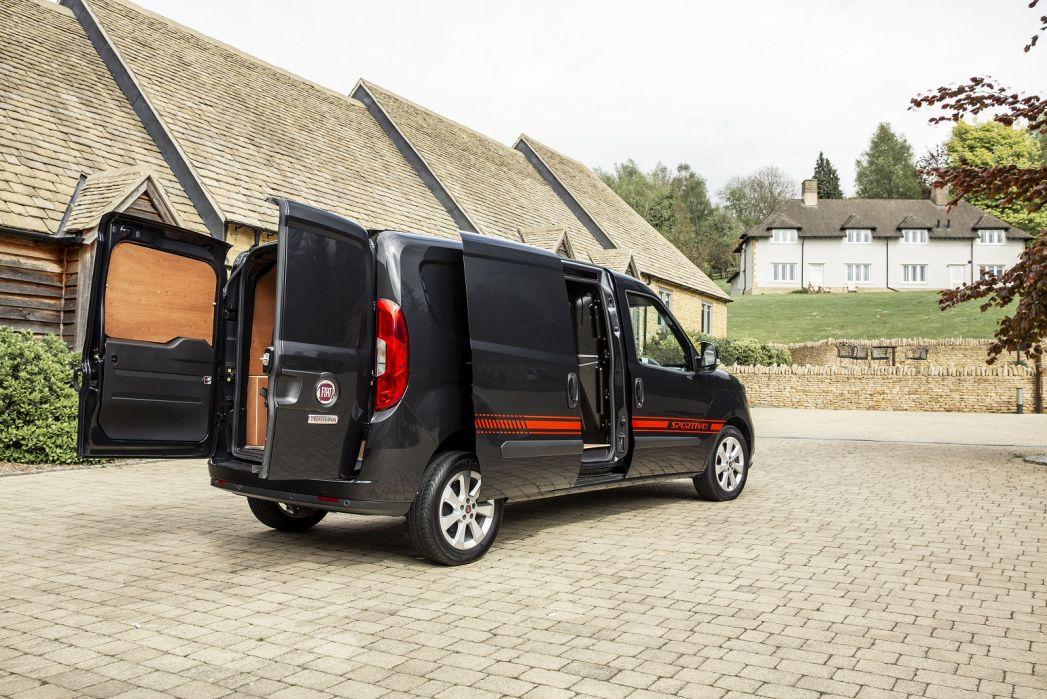 Image 5: Fiat Doblo Cargo Maxi L2 Diesel 1.6 Multijet 16V 120 VAN Start Stop
