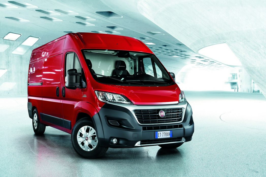 Video Review: Fiat Ducato 35 Maxi LWB Diesel 2.3 Multijet High Roof VAN 160 Auto