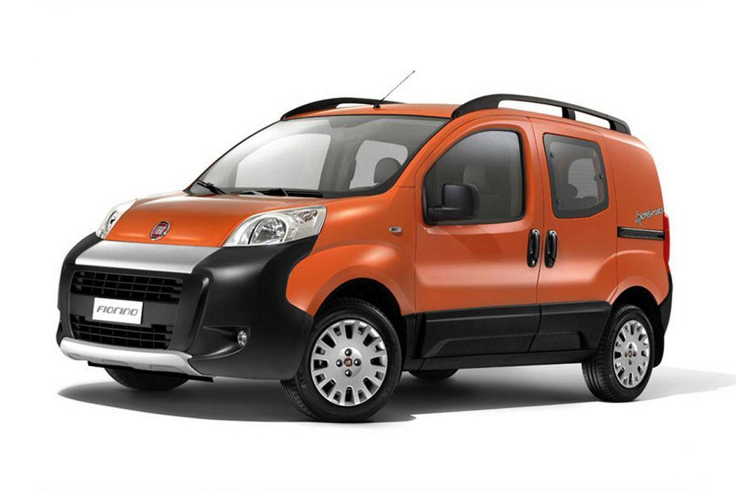 Image 4: Fiat Fiorino Combi Diesel 1.3 16V Multijet Active Crew VAN Start Stop