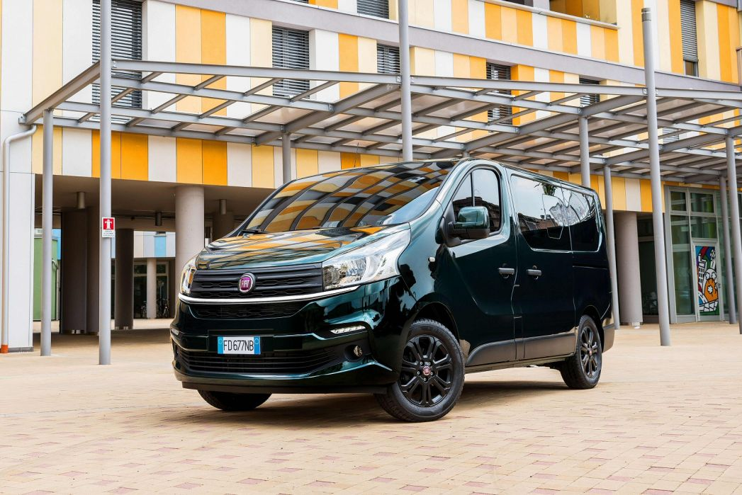 Video Review: Fiat Talento 12 LWB Special Editions 2.0 Ecojet 170 Onyx Edition Crew VAN Auto