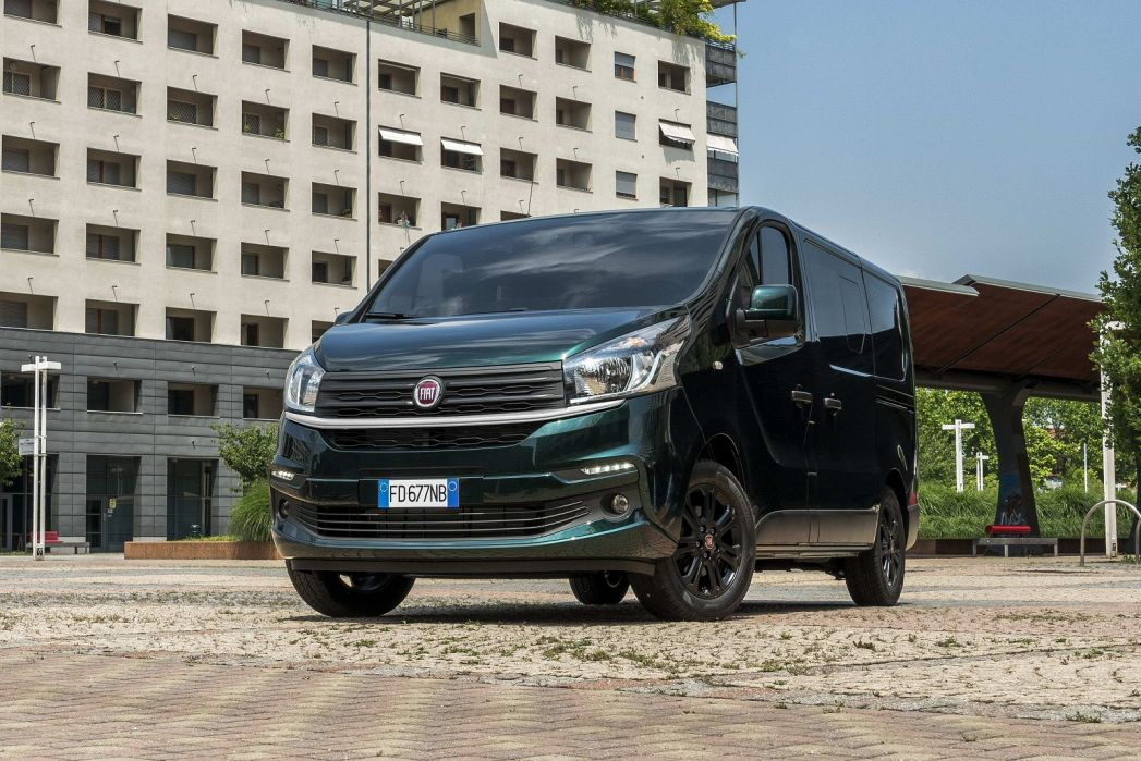 Image 2: Fiat Talento 12 LWB Special Editions 2.0 Ecojet 170 Onyx Edition Crew VAN
