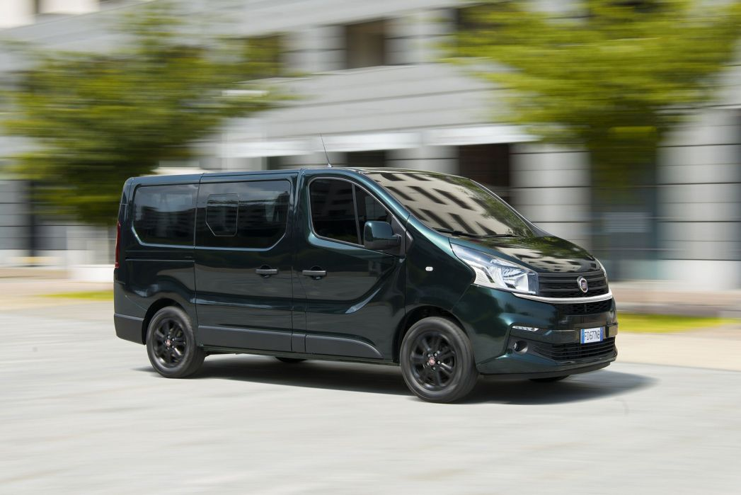 Image 3: Fiat Talento 12 LWB Special Editions 2.0 Ecojet 170 Onyx Edition Crew VAN