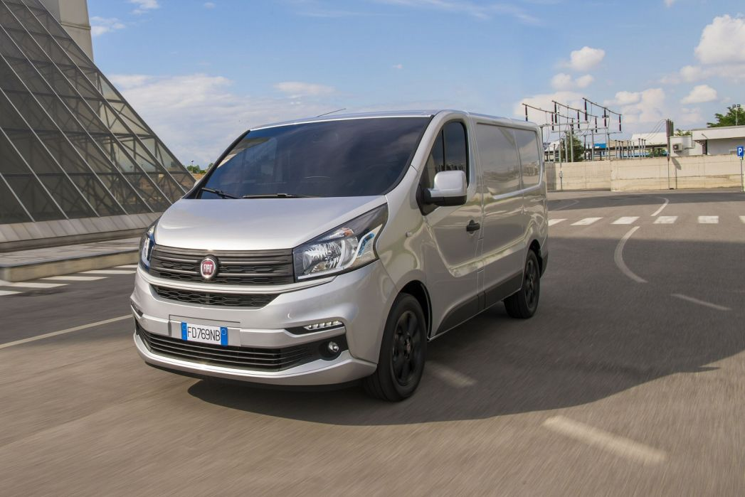 Image 4: Fiat Talento 12 LWB Special Editions 2.0 Ecojet 170 Onyx Edition Crew VAN