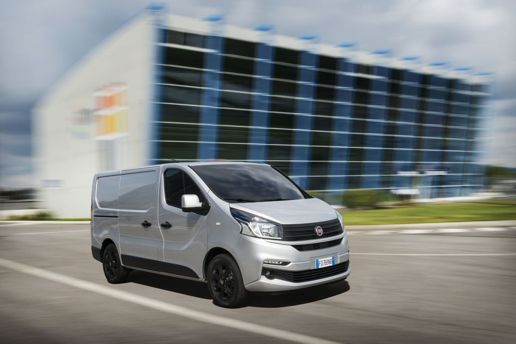 Image 5: Fiat Talento 12 LWB Special Editions 2.0 Ecojet 170 Onyx Edition Crew VAN