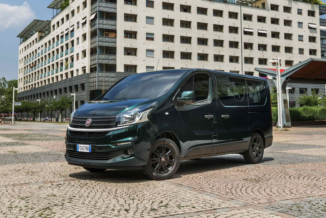 Video Review: Fiat Talento 10 SWB Diesel 2.0 Multijet 120 SX VAN Start Stop