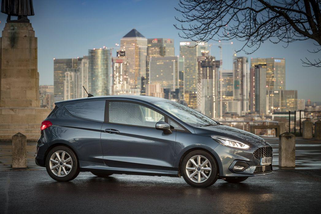 Video Review: Ford Fiesta Diesel 1.5 TDCI 85 Sport VAN