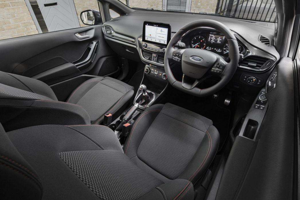 Image 6: Ford Fiesta Diesel 1.5 TDCI 85 Sport VAN